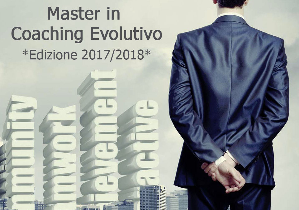 Master Coach Evolutivo: hai tempo fino al 6 novembre