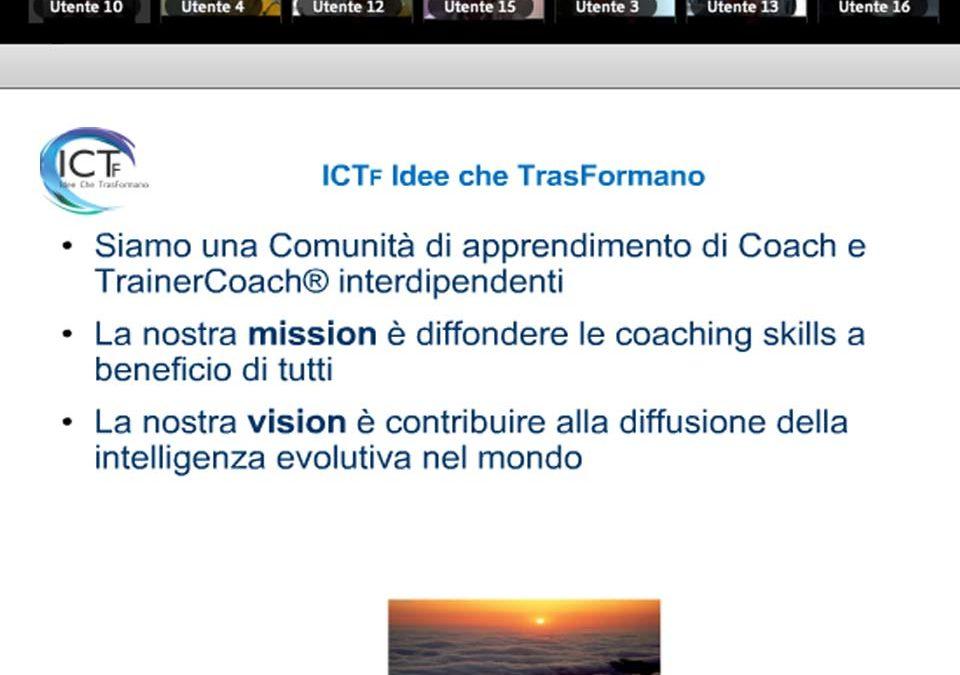 È iniziata la nona edizione del Master in Coaching Evolutivo