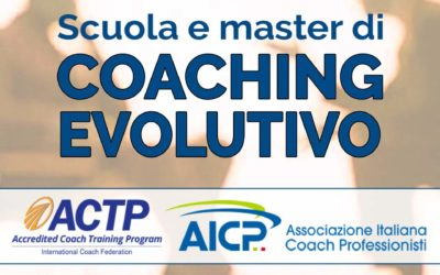 Master in Coaching evolutivo accreditato ACTP da ICF