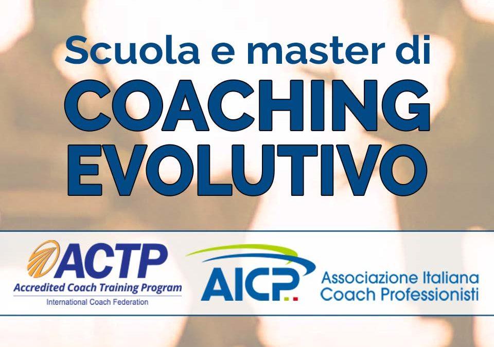 Master in Coaching evolutivo accreditato ACTP da ICF